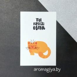 Открытка с юмором Арт.288| Aromagiya.by