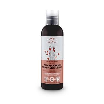 Мягкий очищающий Тоник для сухой и чувствительной кожи 200 мл., Planeta Organica