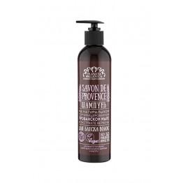 Шампунь для блеска волос Savon de Provence 400 мл., Planeta Organica