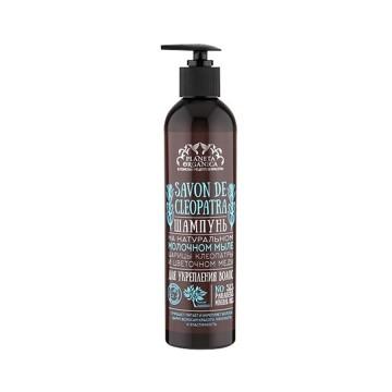 Шампунь для укрепления волос Savon de Сleopatra, Planeta Organica