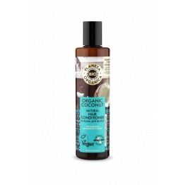 Бальзам для волос натуральный Organic coconut 280 мл., Planeta Organica