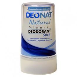 Дезодорант ДеоНат чистый, стик 40 г.