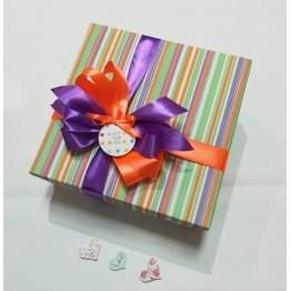 Красивая упаковка подарков в Минске. Образец 121