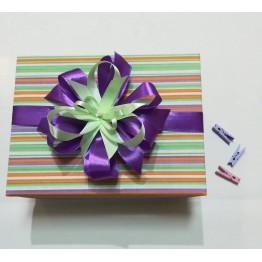 Красивая упаковка подарков в Минске. Образец 128