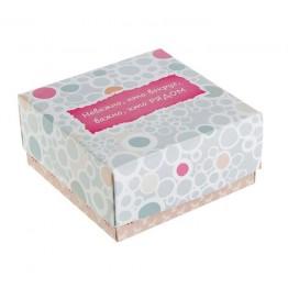 """Коробка подарочная """"Рядом"""", 9.5 х 9.5 х 4.5 см"""