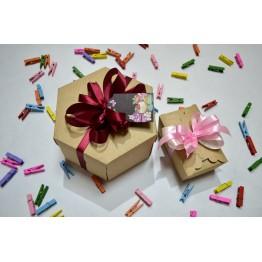 Красивая упаковка подарков в Минске. Образец 102