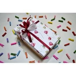 Красивая упаковка подарков в Минске. Образец 107