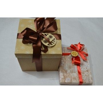 Красивая упаковка подарков в Минске. Образец 113