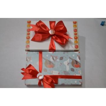 Красивая упаковка подарков в Минске. Образец 119