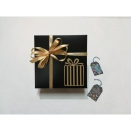 Красивая упаковка подарков в Минске. Образец 132