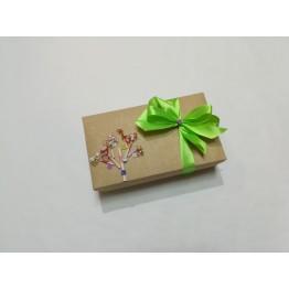 Красивая упаковка подарков в Минске. Образец 91
