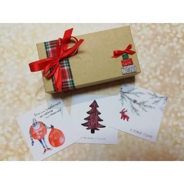Красивая упаковка подарков в Минске. Образец 137