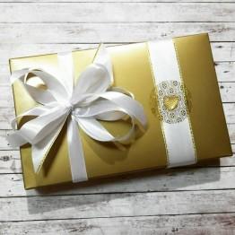 Красивая упаковка подарков в Минске. Образец 42