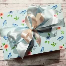 Красивая упаковка подарков в Минске. Образец 41