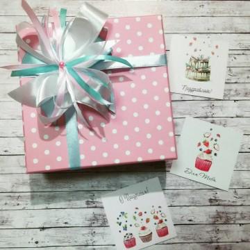 Красивая упаковка подарков в Минске. Образец 36