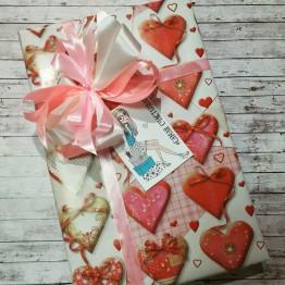 Красивая упаковка подарков в Минске. Образец 33