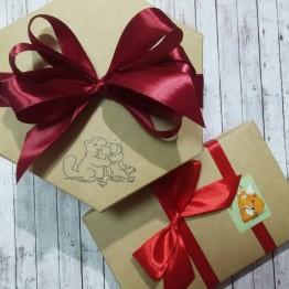 Красивая упаковка подарков в Минске. Образец 32
