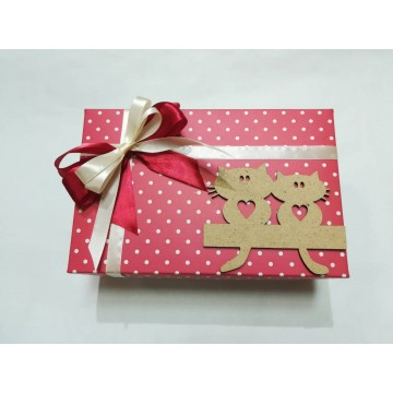 Красивая упаковка подарков в Минске. Образец 25