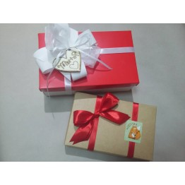 Красивая упаковка подарков в Минске. Образец 21