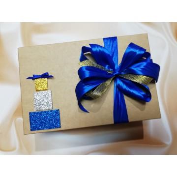 Красивая упаковка подарков в Минске. Образец 13