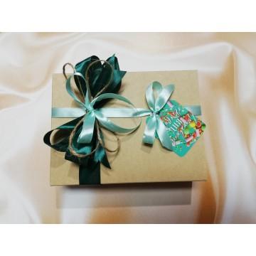 Красивая упаковка подарков в Минске. Образец 57