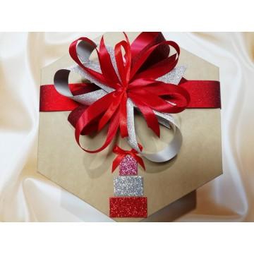 Красивая упаковка подарков в Минске. Образец 65