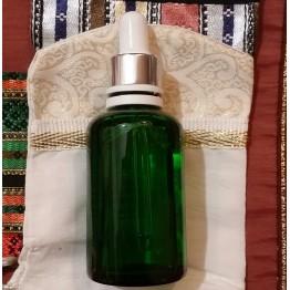 Масло бурой водоросли (растительный силикон) CHONDRUS CRISPUS зеркальный блеск волос и сияние кожи, 50 мл