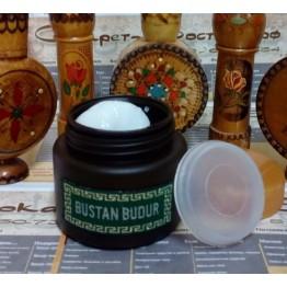 Лифтинг-флюид для кожи лица и вокруг глаз на масле жожоба, василька полевого и горном меду, 50 мл., Бустан Будур