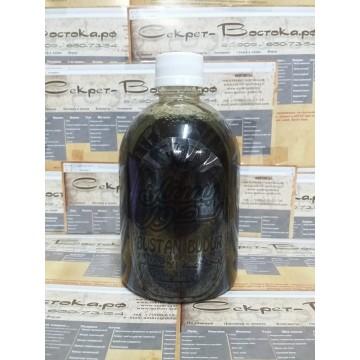 Эмульсия-мята гелевая для ванной, душа и волос для вечернего релакса, 175 мл., Бустан Будур