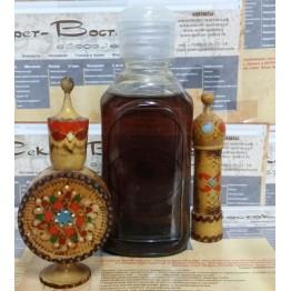 Гель-пена для устранения сухости кожи на ромашке и миндале, 175 мл., Бустан Будур