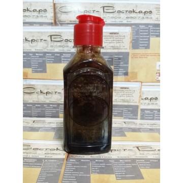Живая эмульсия-гоммаж от глубоких загрязнений на горном диком мумиё, 175 мл., Бустан Будур