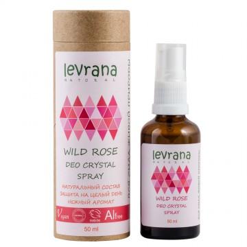 Дезодорант «Дикая роза»| Levrana