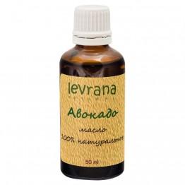 Авокадо натуральное масло, Levrana