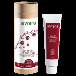Клюква, антивозрастной крем для лица| Levrana