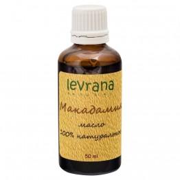 Макадамия, натуральное масло, Levrana