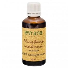 Миндаля сладкого натуральное масло, Levrana
