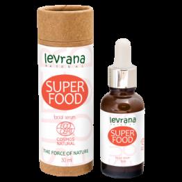 Сыворотка для лица «SUPER FOOD», Levrana