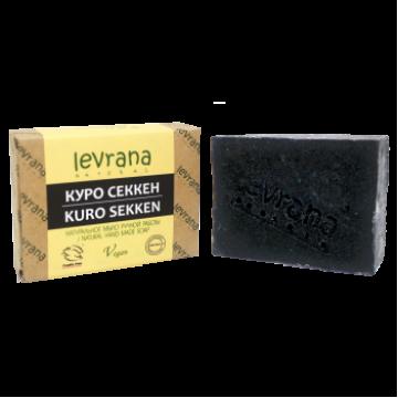 """""""Куро Секкен"""" натуральное мыло, Levrana"""