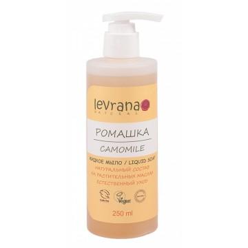 Жидкое мыло «Ромашка», Levrana