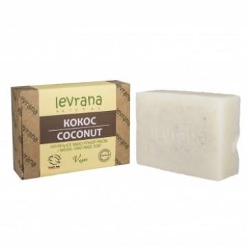 """""""Кокос"""" натуральное мыло, Levrana"""